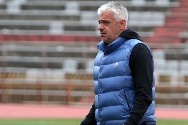 Χαραλαμπίδης: «Μπήκαμε αγχωμένοι»