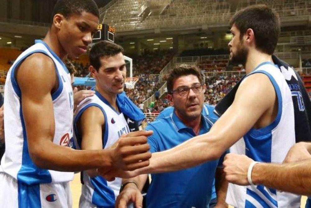 Εθνική Ελλάδας: Στις ΗΠΑ για τους NBAers ο Κατσικάρης (photos)