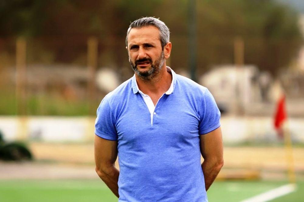 Μπαξεβάνος: «Με σοβαρότητα και αξιοπρέπεια να τελειώσουμε το πρωτάθλημα»