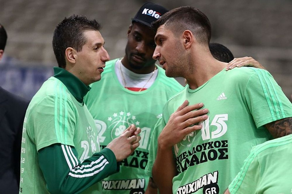 Παναθηναϊκός: Το πρωτάθλημα περνάει από τη… Θεσσαλονίκη