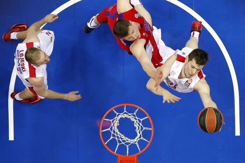 Ολυμπιακός: Πρώτος στη «μάχη» του Final-4