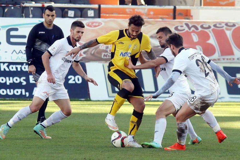 Super League: Το… δράμα του Ηρακλείου