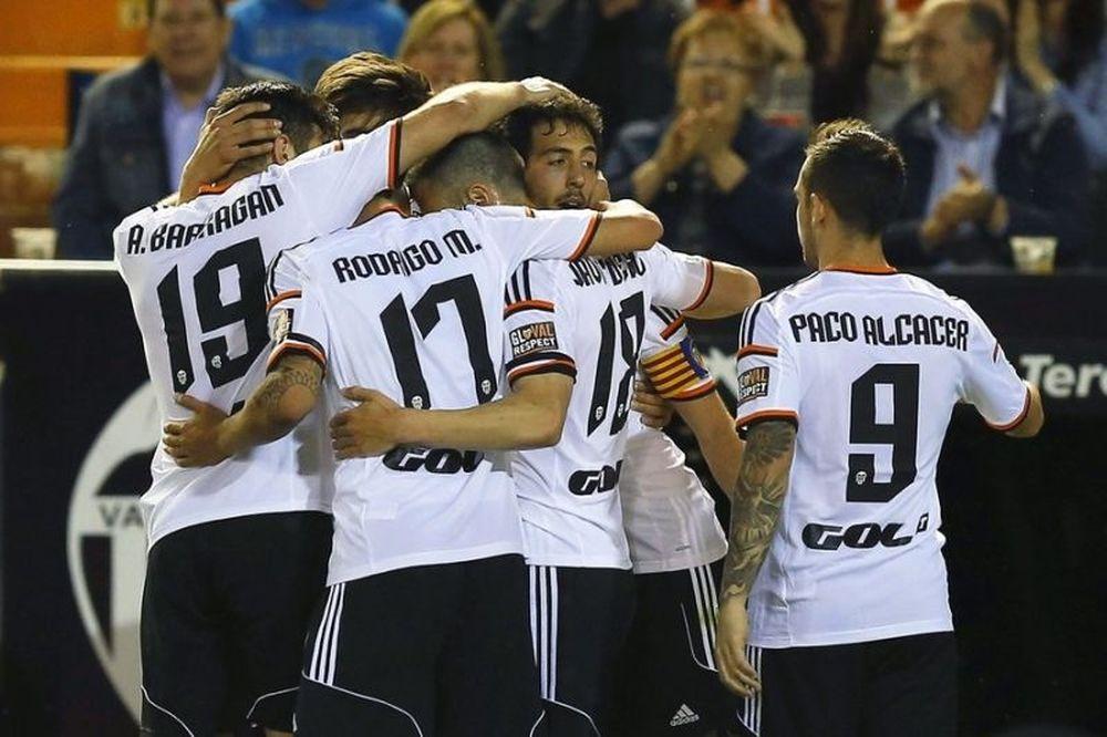 Βαλένθια-Γρανάδα 4-0 (video)