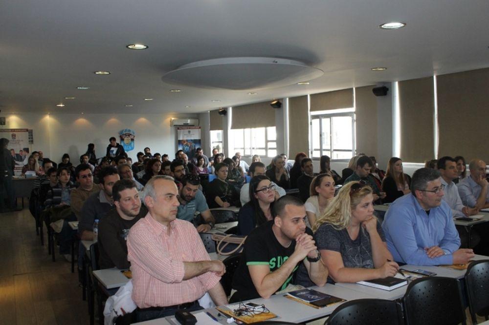 Mediterranean College:Μεγάλη προσέλευση στην εσπερίδα με θέμα «τα προσωπικά δεδομένα»