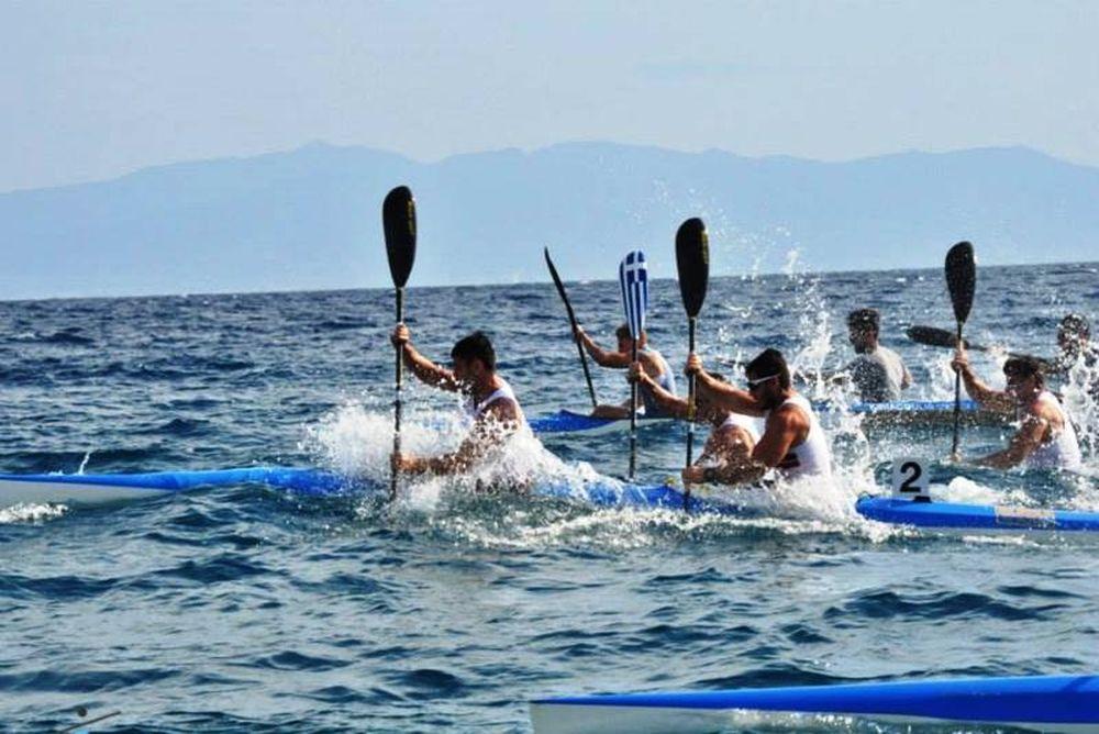Κάνοε Καγιάκ: «Όλη η Ελλάδα τραβάει κουπί !»