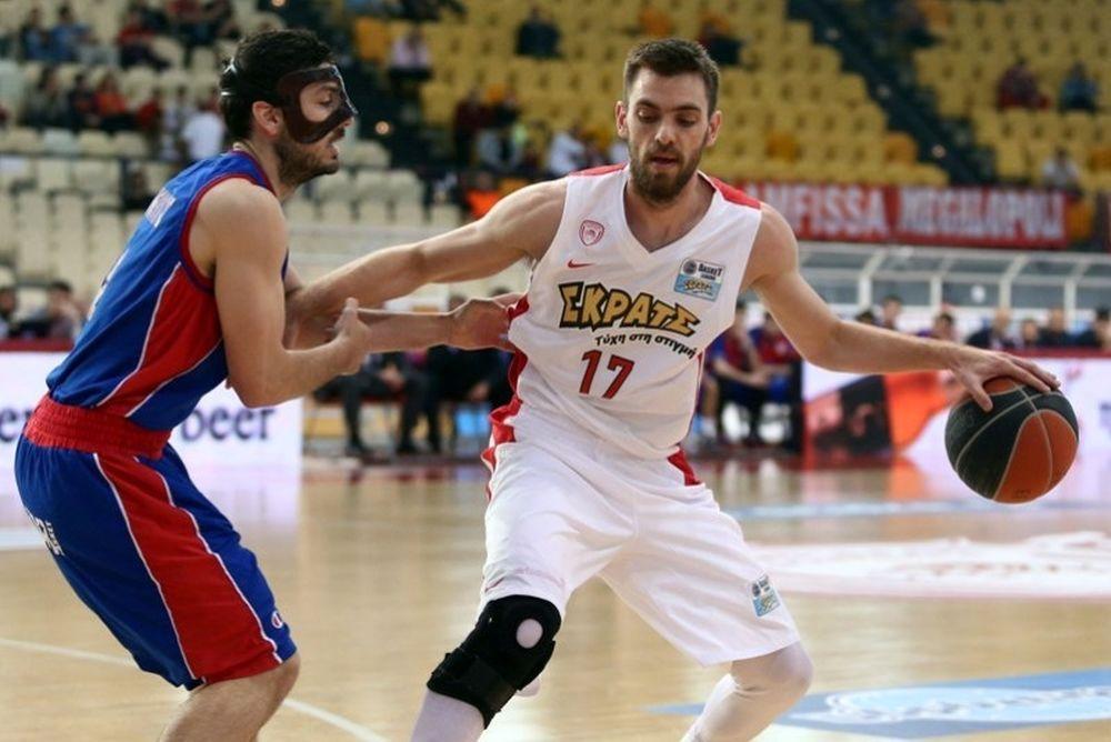 Basket League: Ολυμπιακός - Πανιώνιος 108-65 (photos)