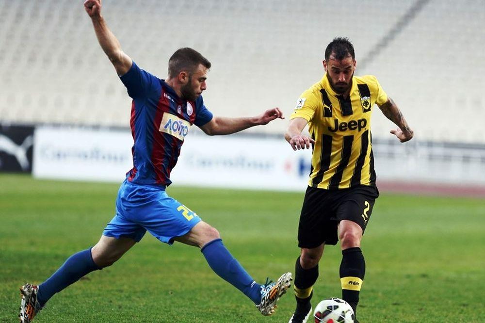 ΑΕΚ: Μίλησαν Ανδρεόπουλος – Μιλοβάνοβιτς