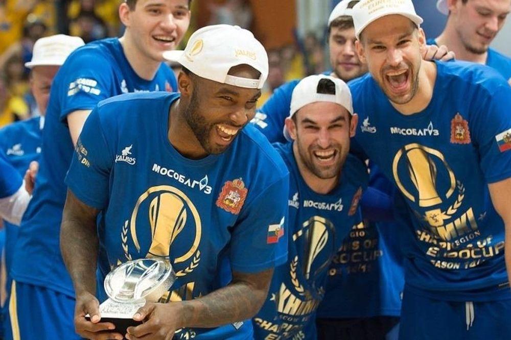 Eurocup: MVP ο Ράις, ρεκόρ η Κίμκι (photos)