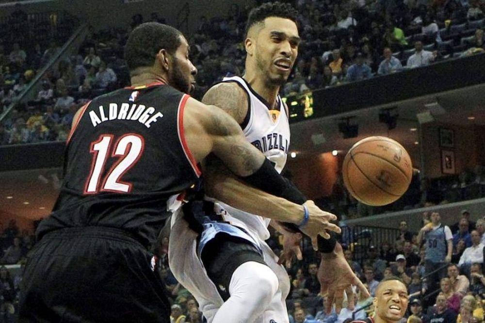 NBA: Πρόκριση για Γκρίζλις (videos)