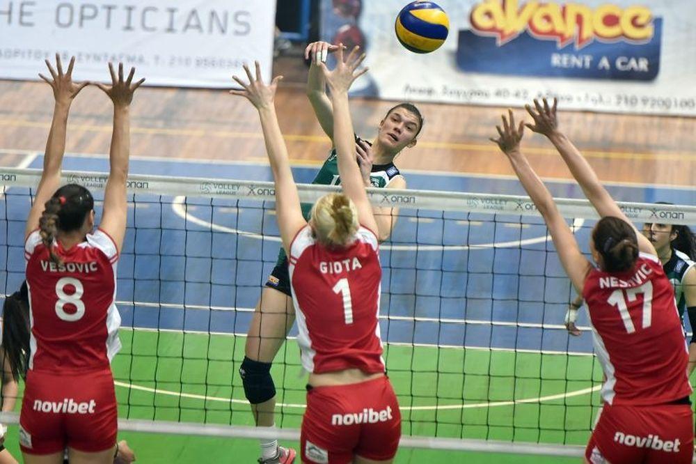 Ο Ολυμπιακός τον τίτλο, ο Παναθηναϊκός την αποθέωση! (photos)