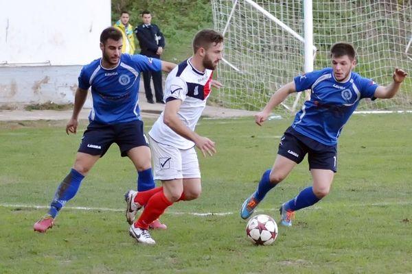 Ρήγας Φεραίος-Τρίκαλα 0-3