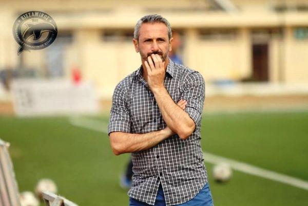 Κισσαμικός: Μπαξεβάνος και στη Football League