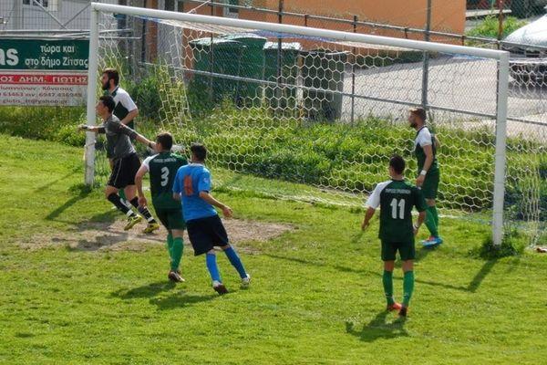 ΑΕ Καραϊσκάκης- Ρήγας Φεραίος 2-0