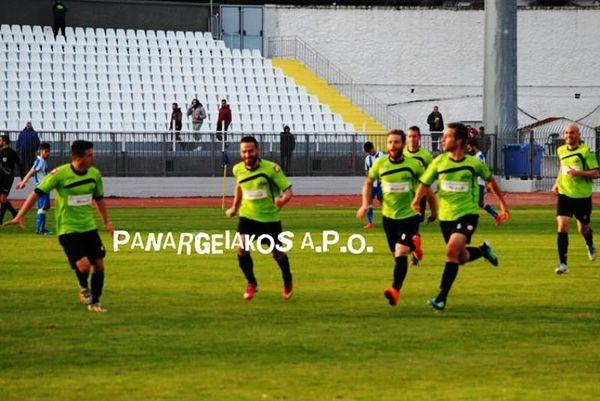 Παναργειακός-ΑΟ Λουτράκι 3-0 (video)