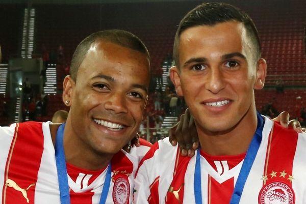 Ολυμπιακός: Δηλώνουν… παρόντες Ομάρ και Ντοσεβί!