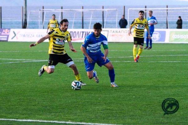 Κισσαμικός: Κράτησε Φραγκουλάκη και στη Football League