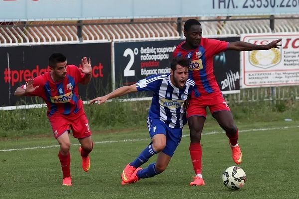 Football League play out: Διπλό… παραμονής για Τύρναβο!