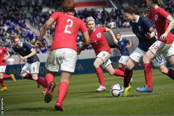 FIFA 16: Πρωτιά για γυναικείες ομάδες! (photos)