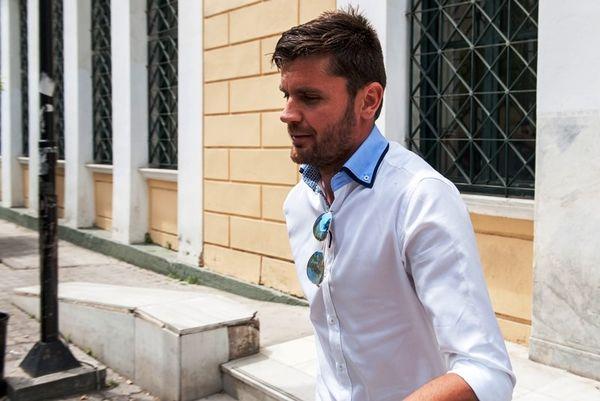 Καλογέρης: «Συμπαίκτης μου είπε ότι πρέπει να χάσουμε με 3-0»