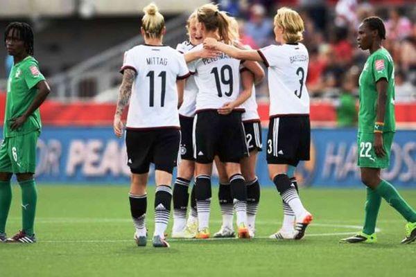 Νίκησε 10-0 την Ακτή Ελεφαντοστού η Γερμανία! (video)