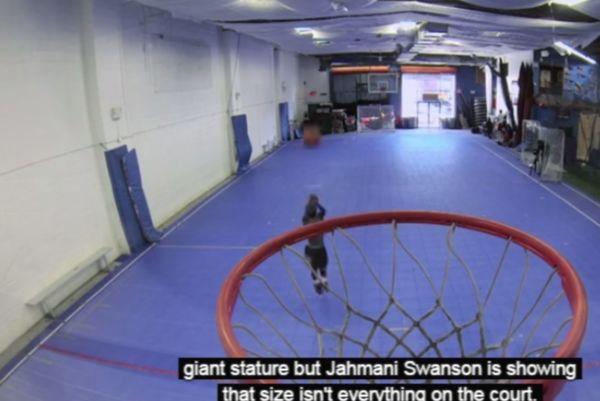 Ο «Michael Jordan» των νάνων! (video)