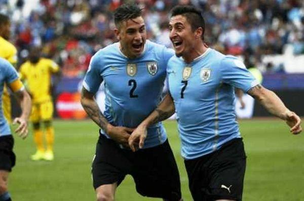 Πρώτο βήμα από Ουρουγουάη (video)