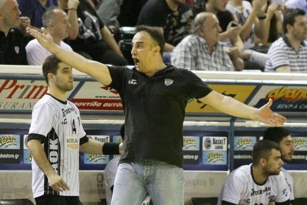 Κορυφαίος προπονητής ο Γεωργιάδης