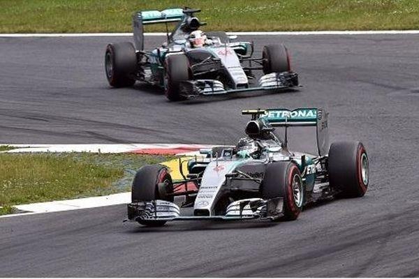 Formula 1: «Άρχοντας» ο Ρόσμπεργκ στην Αυστρία