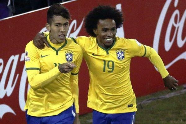 Πρόκριση με νίκη για Βραζιλία (videos)
