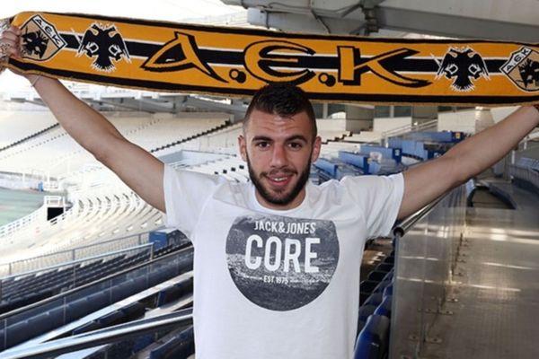 Ανδρεόπουλος τριετίας στην ΑΕΚ!