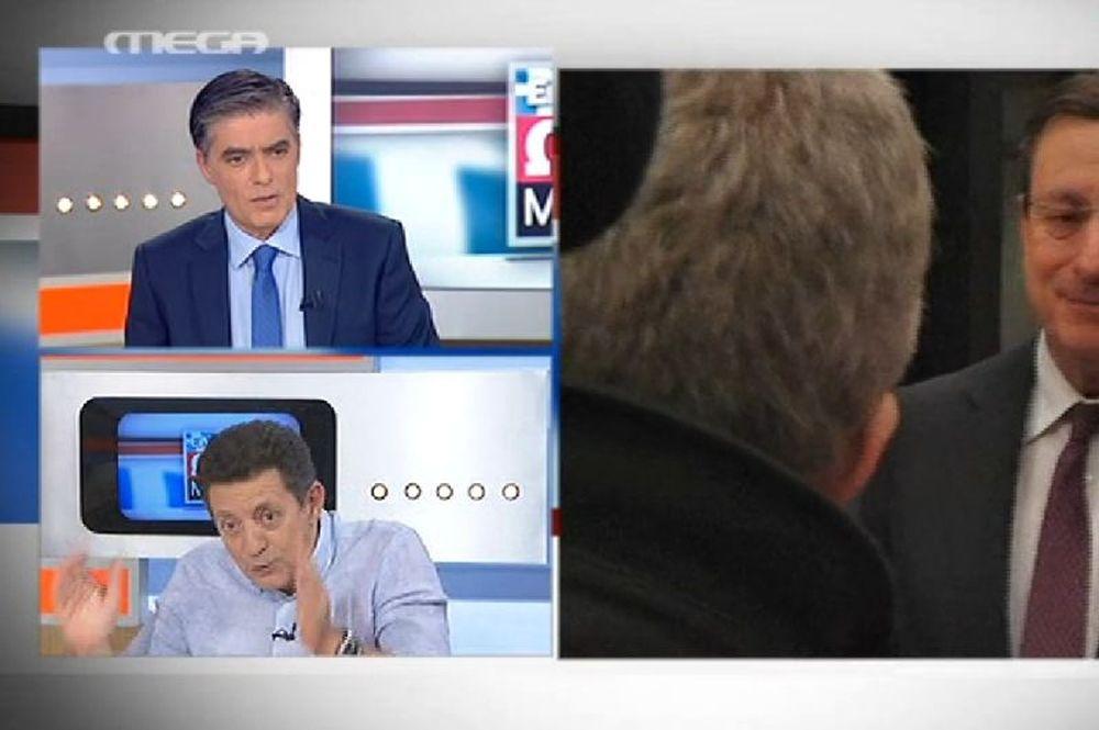 Χτύπα κι άλλο! Ο Πετρόπουλος ξεφτίλισε το Mega! (video)