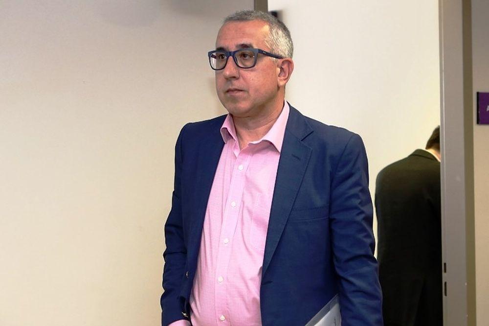 Σταυρόπουλος: «Σε επίπεδο Euroleague δεν υπάρχουν εύκολα και δύσκολα παιχνίδια»