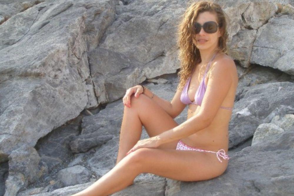 Η Σίλβια Δεληκούρα μας αποτελείωσε χωρίς έλεος! (photos)