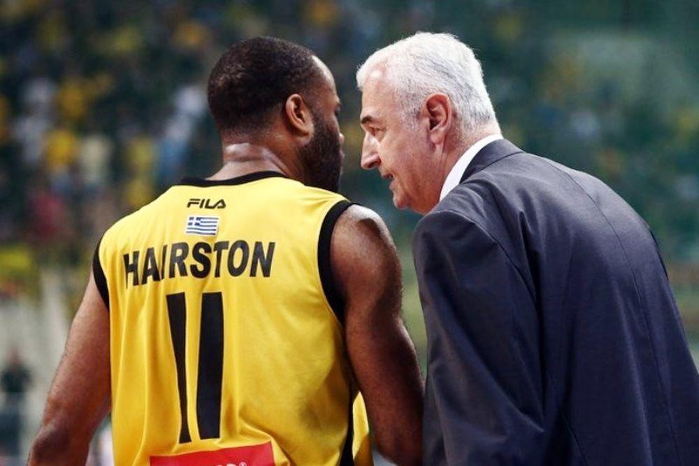 ΑΕΚ: Επίσημα ως 2017 ο Χέρστον