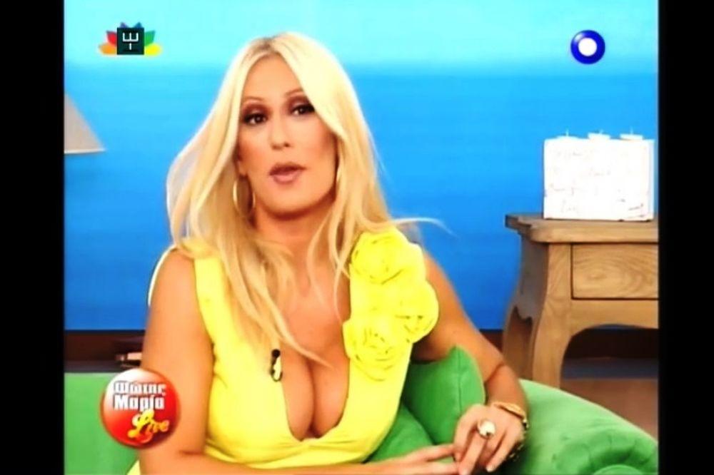 Μαρία με τα… κίτρινα! (photos+video)