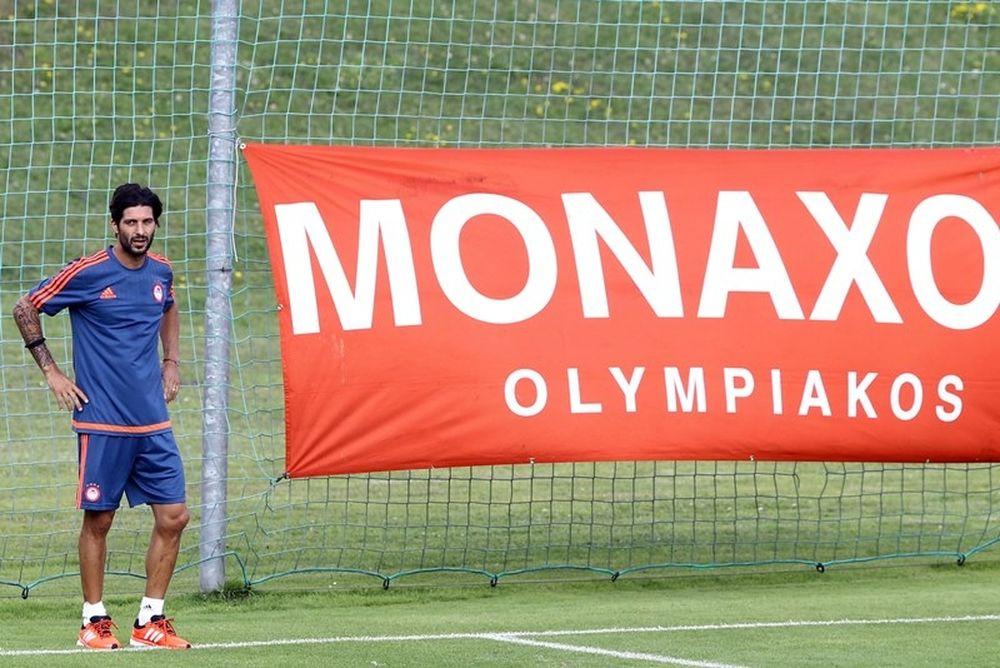 Ολυμπιακός: «Παρών» ο Ντομίνγκεζ