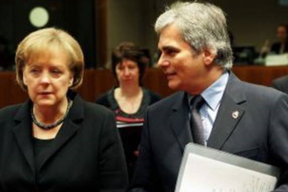 Αποκάλυψη σοκ από Φάιμαν: «Ο Σόιμπλε θέλει σοβαρά να βγάλει την Ελλάδα από το ευρώ»