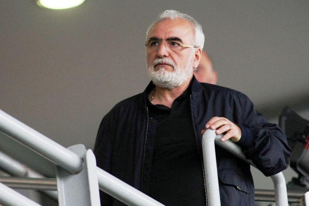 Σαββίδης: «Είμαι πατριώτης, δεν φεύγω από την Ελλάδα»