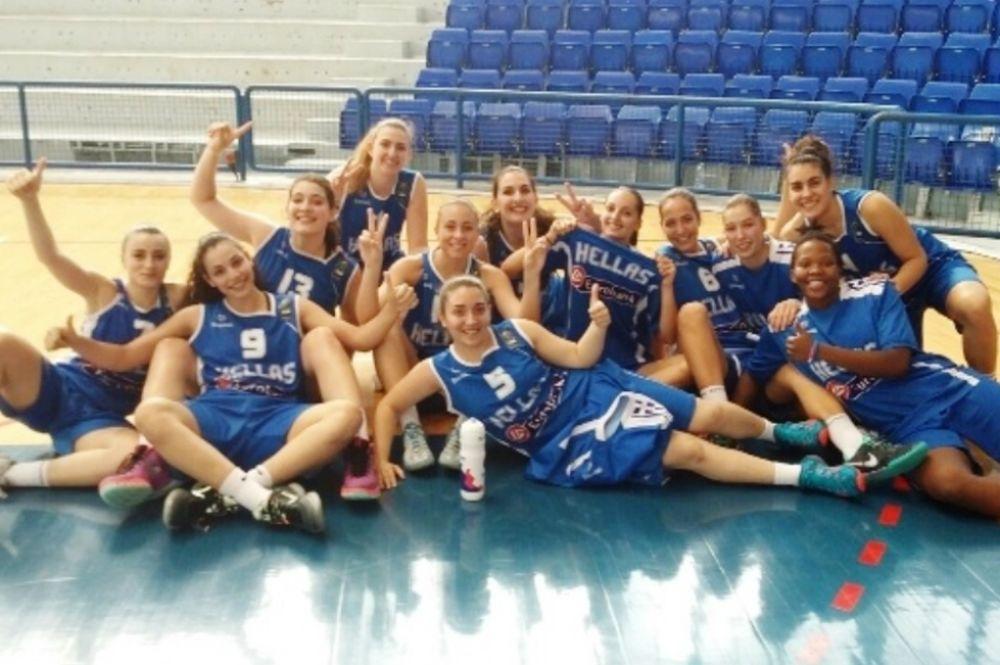 Σπουδαία νίκη για την Ελλάδα!