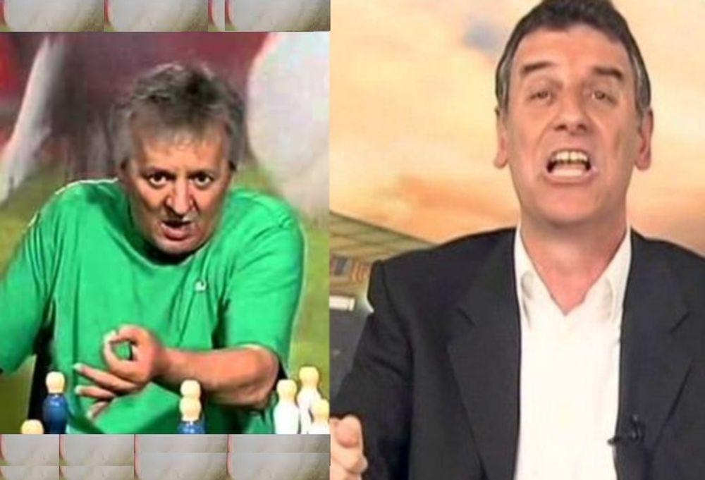 Γεωργούντζος vs Γεωργίου: Της ατάκας το... κάγκελο! (videos)
