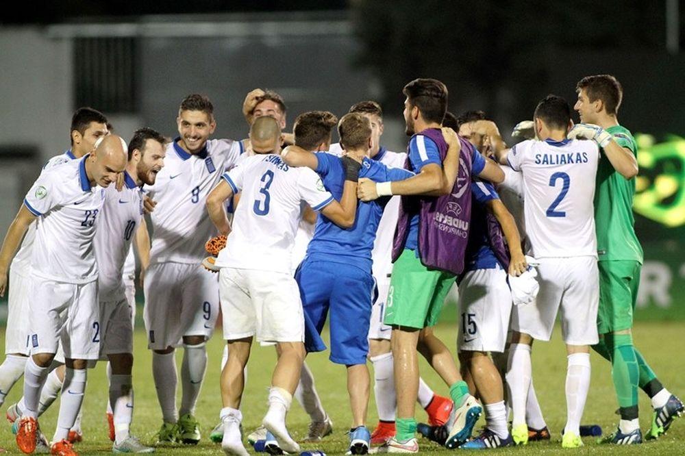 Euro Νέων: Με Ρωσία στα ημιτελικά η Εθνική