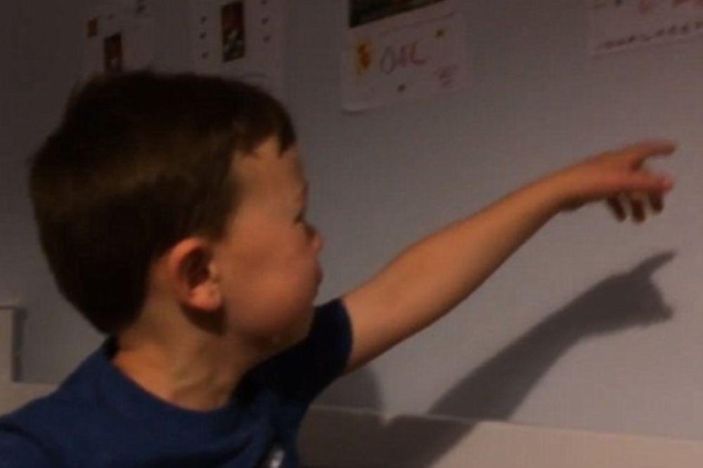 Συγκλονιστικό! Η μεταγραφή του Φαν Πέρσι έκανε 4χρονο παιδί να ξεσπάσει σε κλάματα! (video, photos)