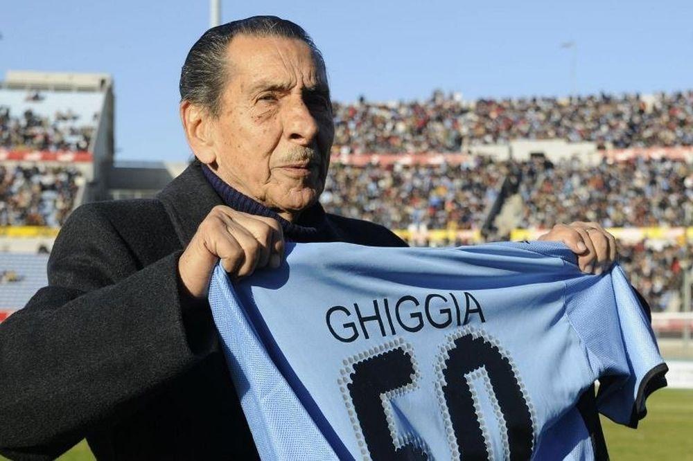 Ουρουγουάη: Πέθανε ο Γκίγια! (photos)