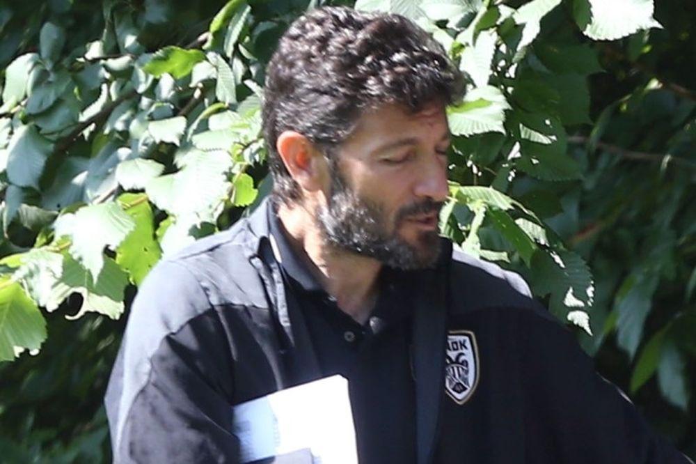 Παραιτήθηκε ο Κωνσταντινίδης