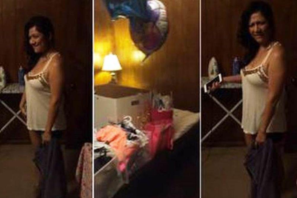 Την έπιασε να τον απατά και της έκανε... δώρο-έκπληξη στα γενέθλιά της