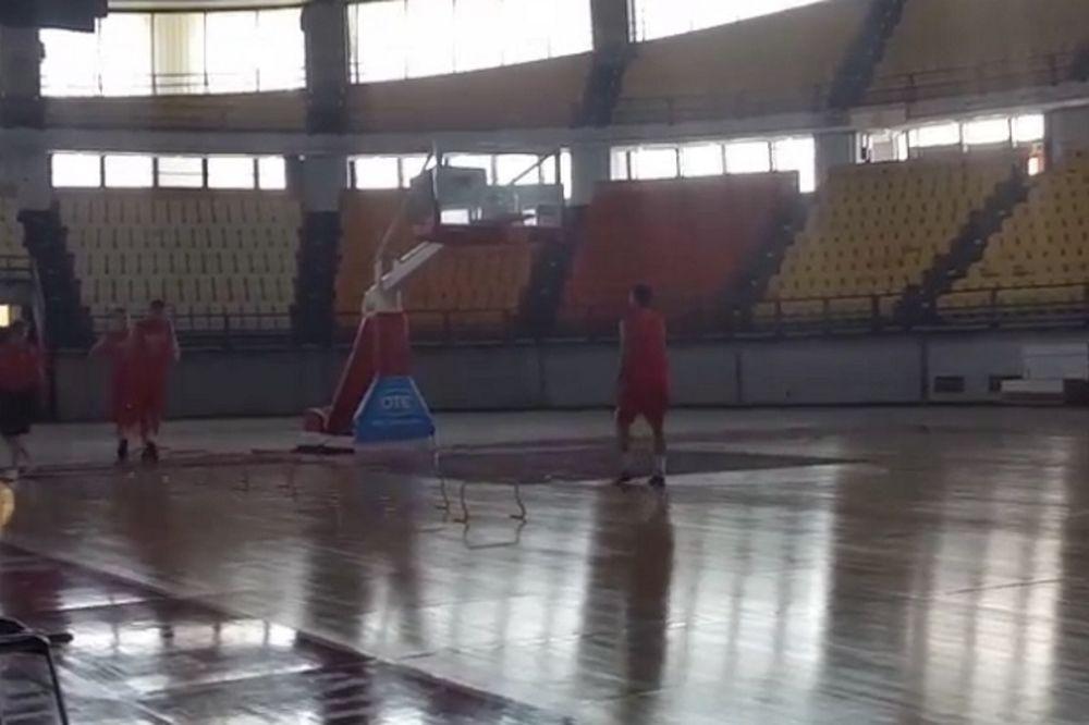 Δουλειά από νωρίς στο ΣΕΦ (video)