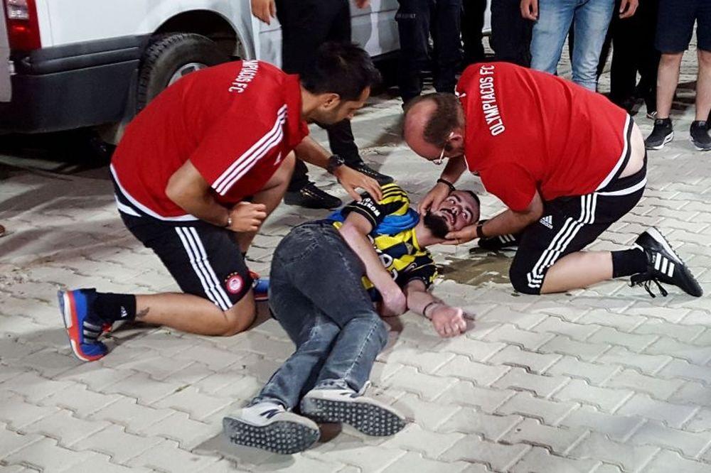 Θρίλερ στο Αφιόν μετά το φιλικό του Ολυμπιακού! (photos)