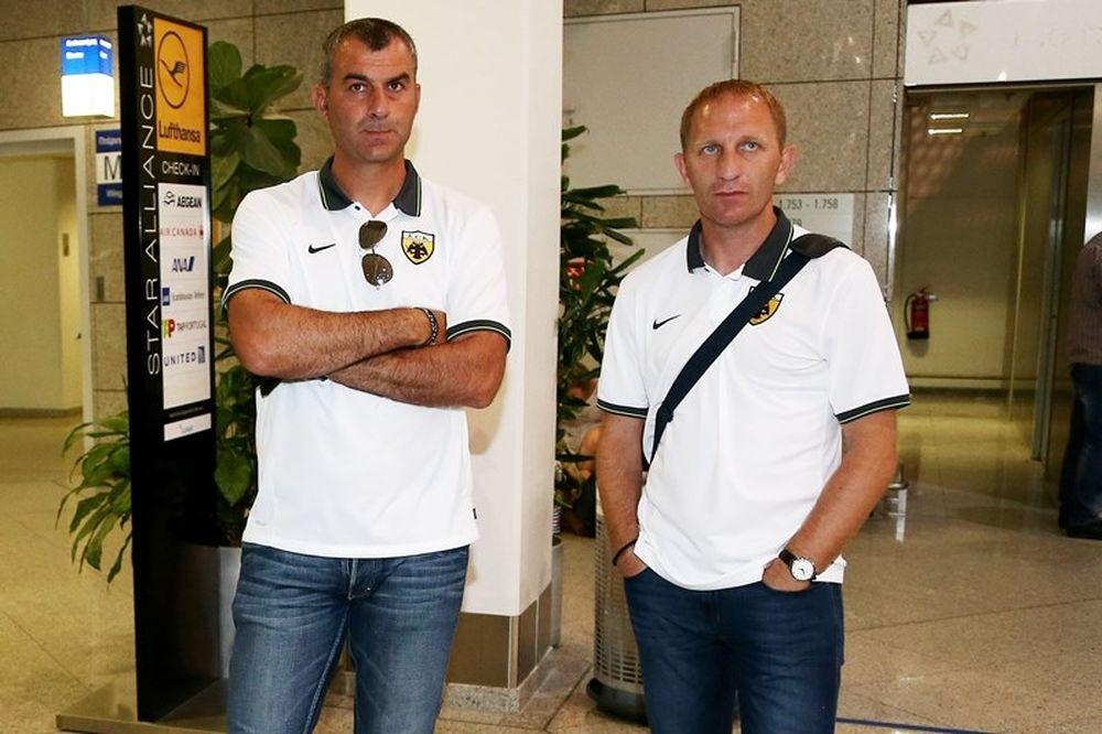 Ο Δέλλας έβγαλε κίτρινη κάρτα στον Μιλοβάνοβιτς