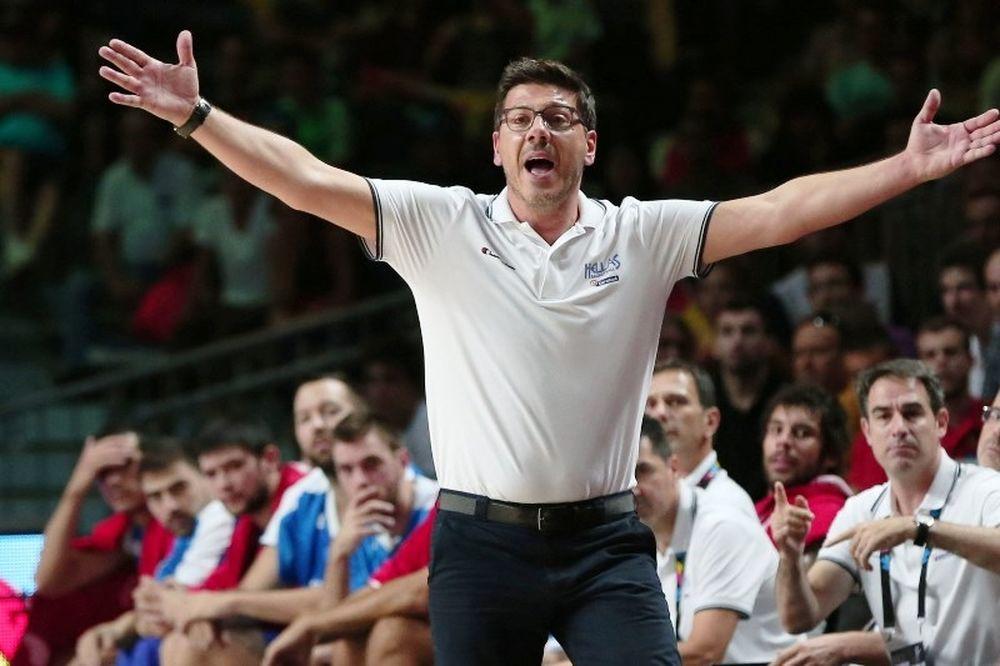 Η αποστολή της Ελλάδας για το Eurobasket