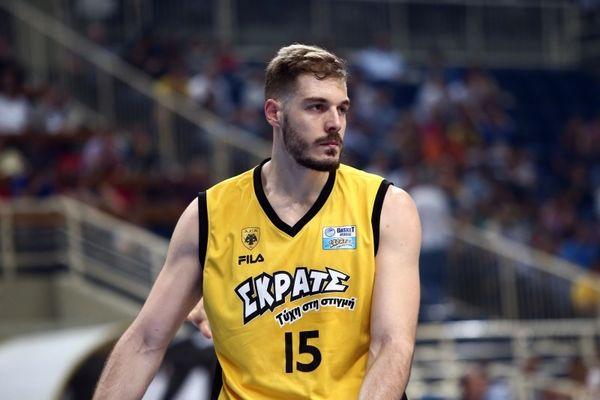 Σαρικόπουλος: «Θέλω Ευρωμπάσκετ»!